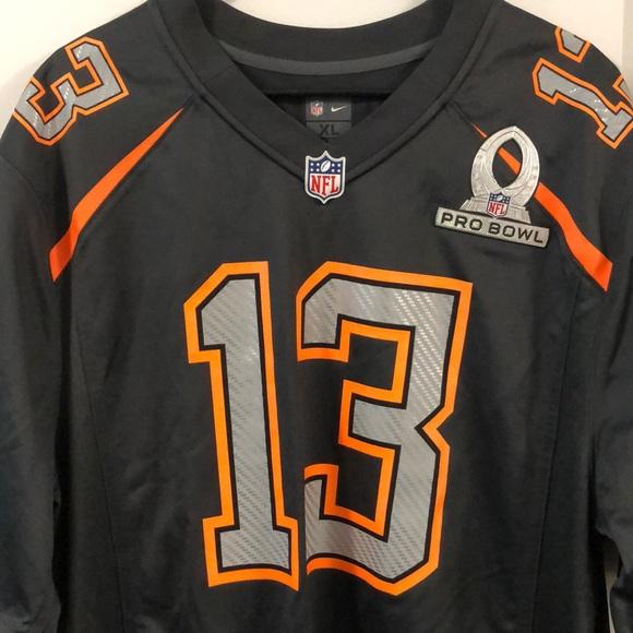 save off 7e72b c44f6 Nike Pro Bowl Odell Beckham Jr #13